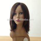Cheap Short Silk Top European Hair Full Lace Wigs in Stock
