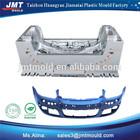 plastic injection mold design for auto parts bumper