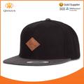 personalizar australiano de etiqueta en blanco snapback sombreros