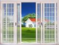 Alumínio porta deslizante, portas de varanda projeto para casas