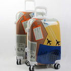 sky travel eminent luggage trolley ABS+PC