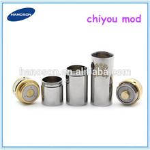 E CIG mechanical Mods and chiyou Atomizers . mechancial 26650 mod wholesale