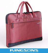 For MacBook Pro 13 Bags,Waterproof Nylon Laptop Briefcase,Multicolor 2014 Promotion Laptop Bags,FOB Price Below US$5