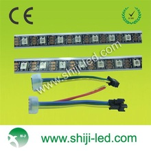 colorful 60 leds pixel ws2812b led flex strip waterproof for decoration