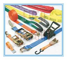 EB5156 50mm ratchet strap tie down 5T