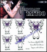Custom Produce Body Tattoo Sticker With Brand New