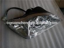 plastic body parts atv, atv headlamp(right) 9050-160120