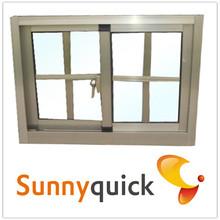 high quality top brand aluminum sliding window with good permormance