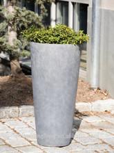 light grey large flower pots sale