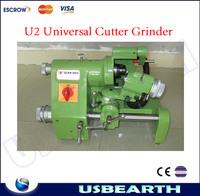 Best 220V/50Hz 5200 RPM u2 precision industrial drill bit sharpener with 375W power for sale