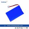 Alibaba shenzhen manufacture li-polymer 1000mah 3.7v rc battery ,rechargeable battery 9v 1000mah ,3.7v 1000mah lipo battery