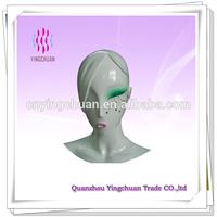 Cheap hair mannequin head