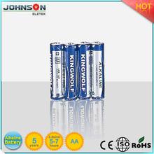 AA alkaline battery OEM