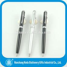 2014 ,Metal Promotional LED Light Pen/LED torch pen/LED Pen with clip