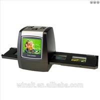Winiat's 35mm film scanner 10.0 Mega Pixels with TV out photo scanner (WT-TSN501)