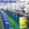Work shop floor self-leveling floor water based epoxy coating