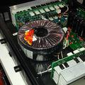 toroidal del transformador para los amplificadores de audio
