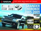 2005-2009 Jeep Body Kit China Factory Used Jeep Grand Cherokee Accessories
