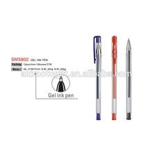 Hot seller classic color gel ink pen neon pen for promotional purpose