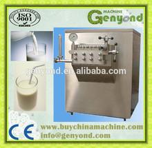 dairy, milk homogenizing machine