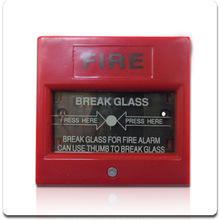 Break Glass Fire Alarm Button