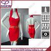 GGKW NEW DESIGN Red bandage dress One sale