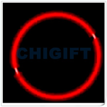 Cheapest Promotion Glowing Necklace