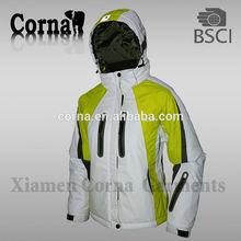 OEM custom plus size snowboard jackets womens