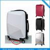Fashion design travel luggage wheeled trolley bag