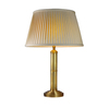 brass color made in P.R.C. indoor beautiful floor lamps/hand made table lamps