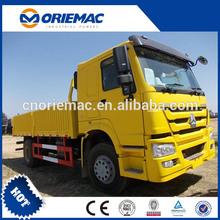 Sinotruk 10ton cargo truck / 10 ton flat truck for sale ZZ1167M4617