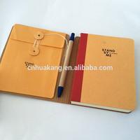 Personal monthly/ weekly hardcover kraft planner