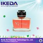 smell nice glass bottle for air freshener