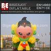 Customized calabash boys inflatable cartoon advertising model