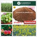 Shenyang huminrich 17-17-17 npk composto fertilizante npk