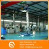Single mast one man hydraulic ladder lift