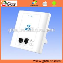 hotel/enterprise wifi 300Mbps POE supply mini wireless ap with poe