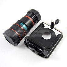 8X Optical Universal Mobile Phone Zoom Lens For iPhone Samsung Camera Lens