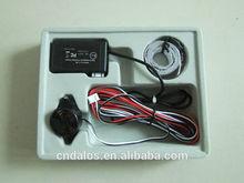 2014 DLS High quality car parking sensor no drill/electromagnetic no hole parking sensor