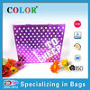 Metallic colorful shiny non woven bag