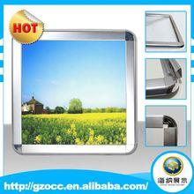 Fashional designed 2x2 photo picture frame,baseball photo frame