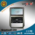 chinois en gros audio de voiture pour grande muraille c50 autoradio avec construit dans la radio dvd gps bluetooth ipod usb tv