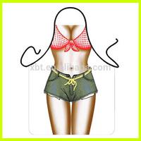 Ladies Underwear Sexy Apron/Funny apron