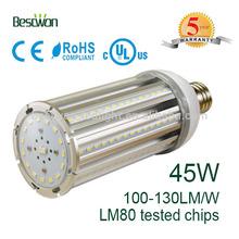 cheaper price high lumen 5630SMD led corn light out door light led parking lot bulb