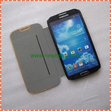 Mobile Phone wood pattern Case,For Samsung Galaxy s4 Case,Leather Flip Cover For I9500