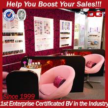 Custom made beauty center modern nail salon furniture