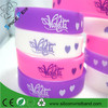 Violetta silicone bracelets mixed 3 colors girl's fashion bands