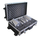 metal heavy-duty aluminum tool case defend goods