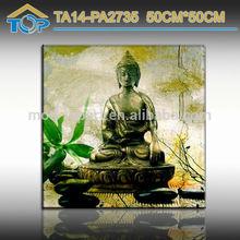 ta14-pa2735 Wholesale Buddha Canvas Art Gallery