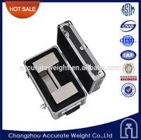 OIML,M1,20kg,304 stainless steel,aluminium slot box,rectangular weight